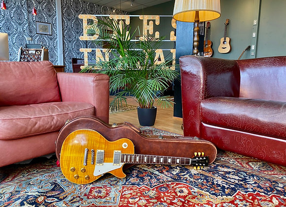 """SOLD! - 2015 Aged Panucci '59 Les Paul Inspired Series- """"The Beast"""""""