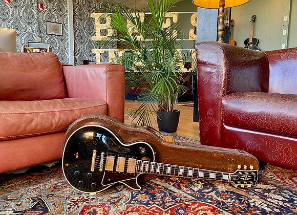 1958 Gibson Les Paul Custom Black Beauty 3 x PAF 3PU