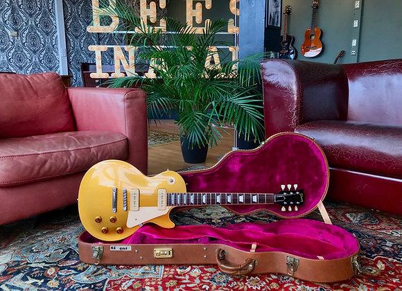 SOLD! - 1996 Gibson Les Paul Custom Shop '56 R6 Goldtop LPR6 Vintage Reissue