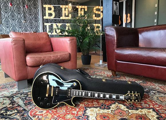 SOLD! - 2000 Gibson Custom Art & Historic Les Paul Custom 1954 '54 Reissue LPB-4