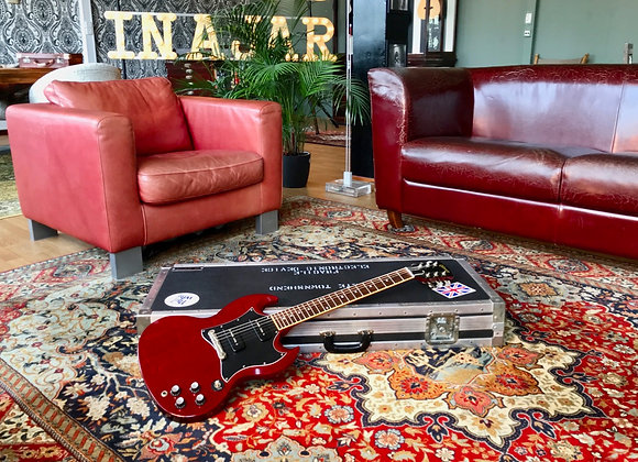 SOLD! - 2000 Gibson Pete Townshend SG Special Custom Art & Historic Division