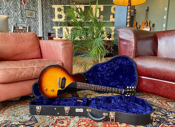 SOLD! - 1955 Gibson Les Paul Junior Single Cut Sunburst P90