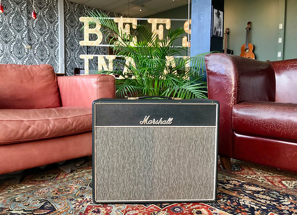 1967 !! Pinstripe !! Near MINT Marshall Popular 1930 2x10 10W combo