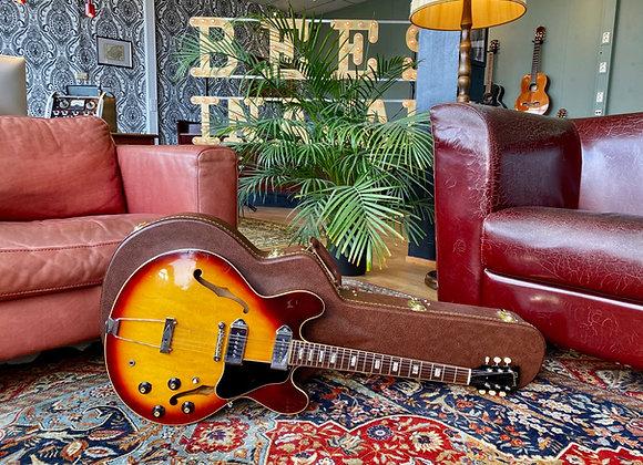 """SOLD! - 1968 Gibson ES-330 TD Sunburst 2.7kg - Longneck named """"Cherry"""""""