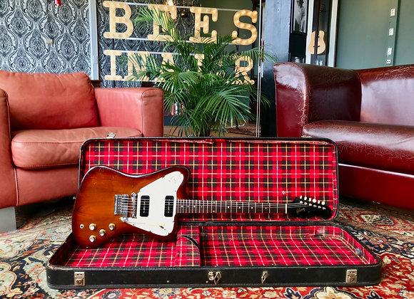 SOLD! - 1965 Gibson FireBird I Non Reverse Sunburst