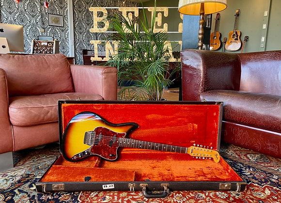 SOLD! - 1965 Fender Electric XII 12-string Sunburst