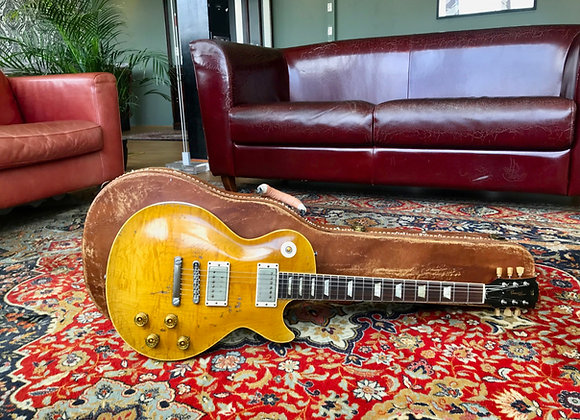 SOLD! - 2019 Panucci Aged '59 Les Paul Inspired Series - Paul Kossoff Burst
