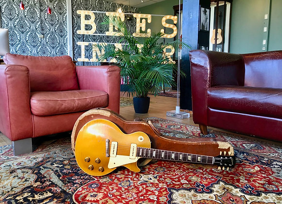 SOLD! - 1953 Gibson Les Paul Goldtop w/ Wraparound