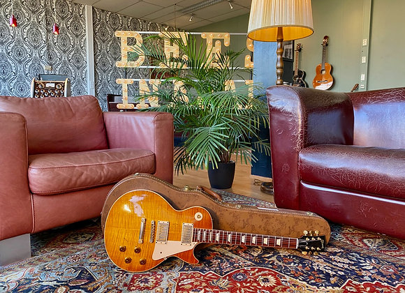 SOLD! - 2003 Gibson Gary Rossington Murphy Aged '59 Les Paul Std Lynyrd Skynyrd
