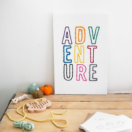 ADVENTURE canvas