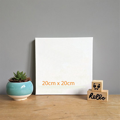 BRAND name canvas - Medium