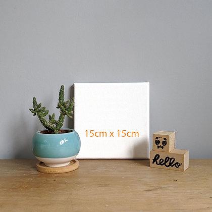 BRAND name canvas - Mini