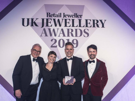 HOW TO BECOME AN AWARD WINNING ETHICAL JEWELLER