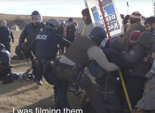 Documenting Standing Rock