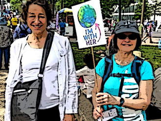 Signs of Our Times .... the People's Climate March