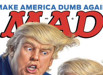 Outside Sources / Mad Magazine to Effectively Shutter After 67 Years