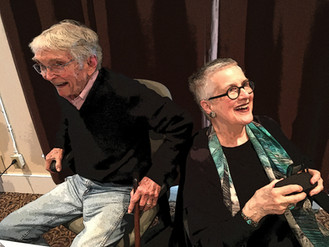 Interview with Leon and Babette Hale