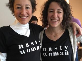 Women's March on Washington—Thinking 2018