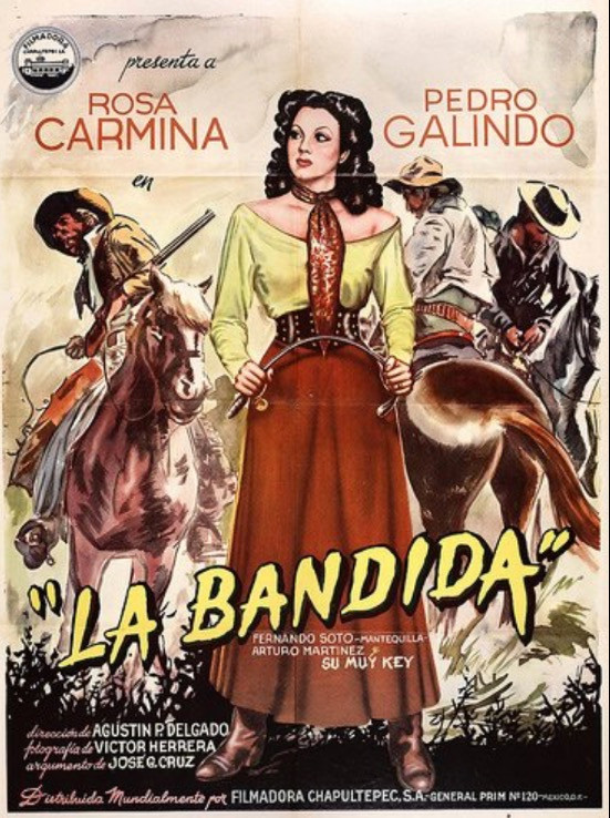 La bandida-Mexico-1948-© University of Florida Digital Collections