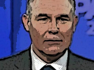 EPA Chief Pruitt Even Violates His Own Principles