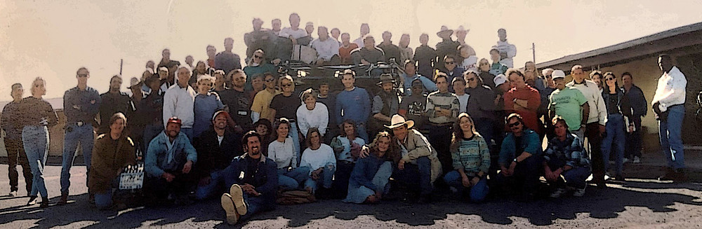 Cast and Crew of Flesh and Bone