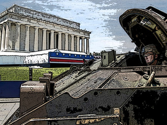 Outside Sources / Goodbye America! Tanks for Everything!
