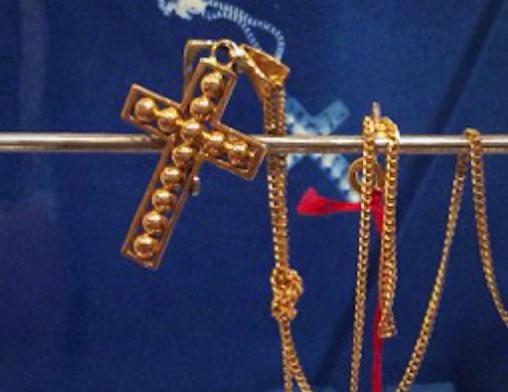 Pawned Golden Cross