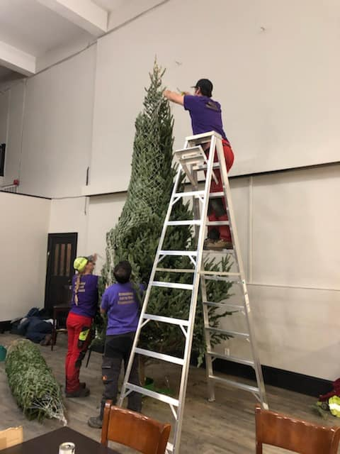 Hope House Christmas Tree 2