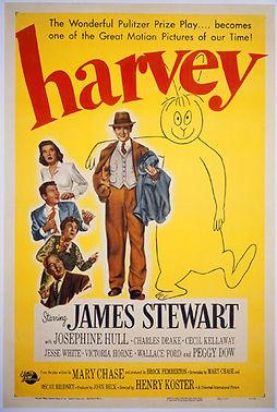 Harvey the Film - James Stewart