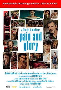 pain and glory film pedro almodovar