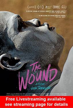 the wound - african film - john trengune