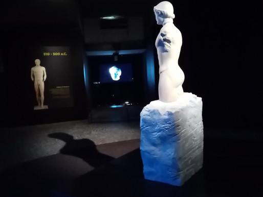 """Il """"Kourus ritrovato"""" al Museo archeologico Paolo Orsi di Siracusa"""