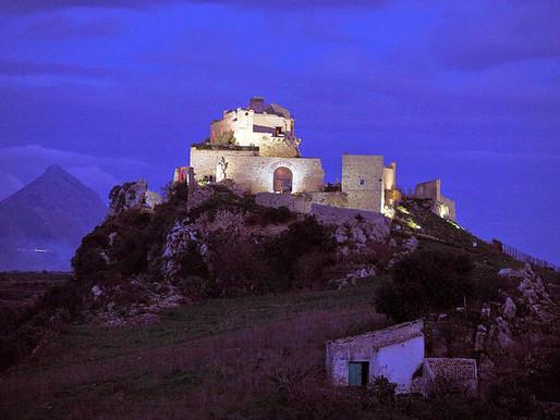 Alcamo, discovering the three castles