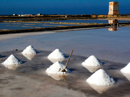 From Trapani to Marsala, travelling in the land of salt