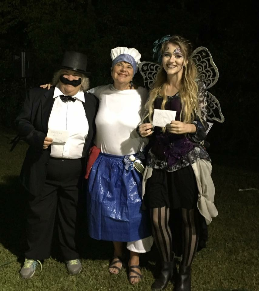Trunk or Treat Winners