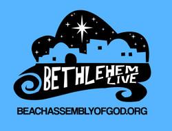 Bethlehem Live Logo