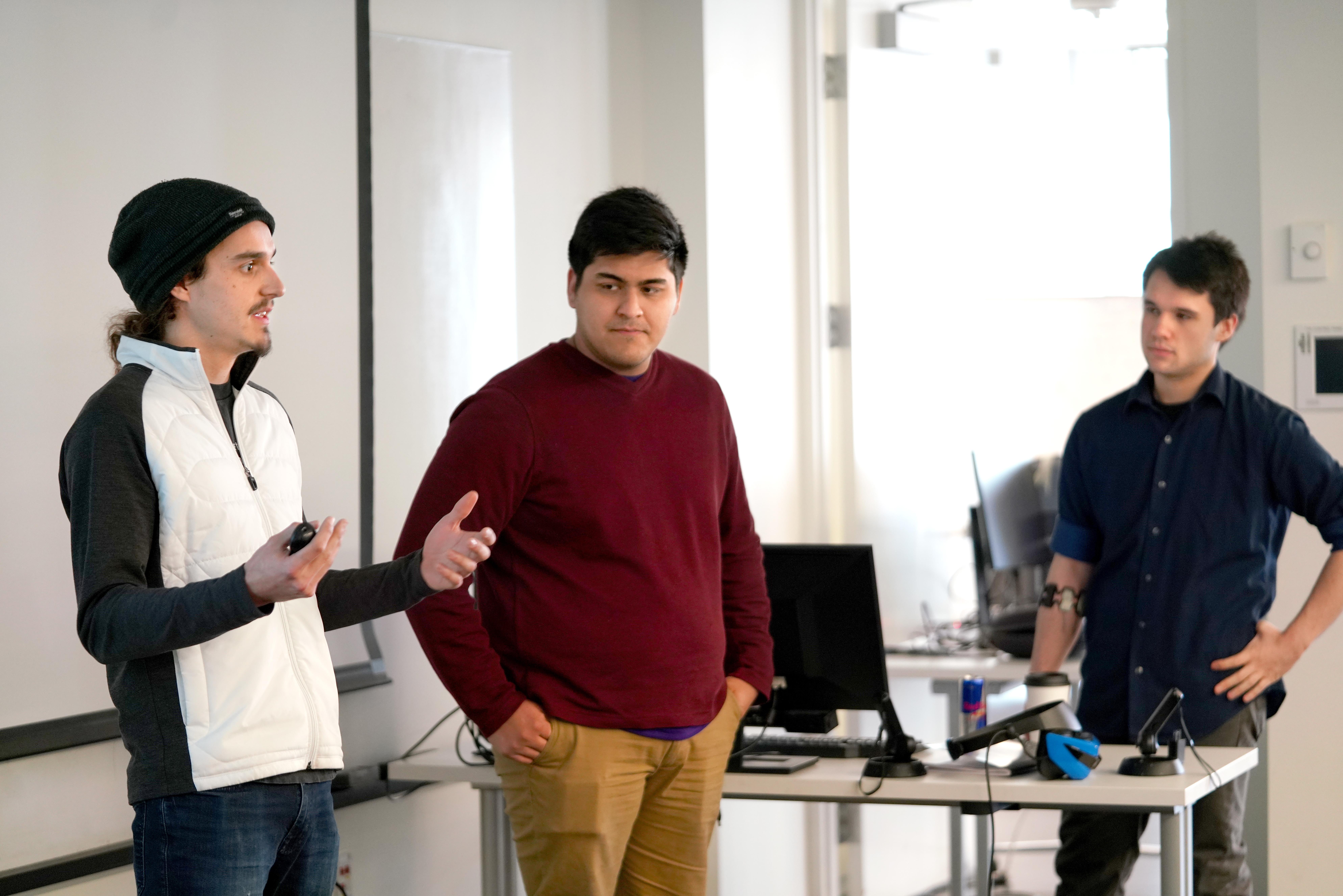 CNT Hackathon 2019 MRD08602