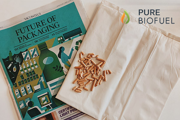 Renewable Biodegradable Compostable Packaging