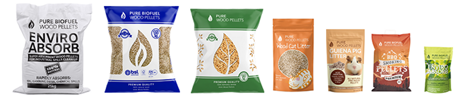 Retail Solutions for Wood Pellets
