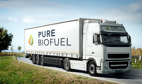 Pure Biofuel Delivery Logistcs
