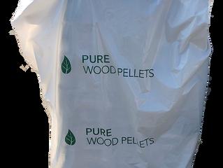Weatherproof Hoods for your Wood Pellets
