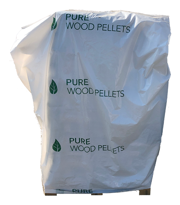 Rainproof and UV resistant all weather hoods for your wood pellets