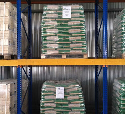 PBF Warehouse Briquettes & Pellets