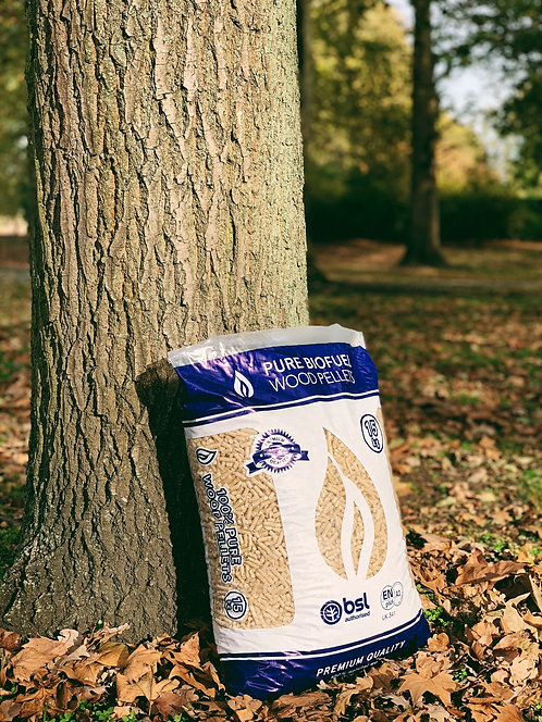 Pure Biofuel - EN plus A1 Wood Pellets