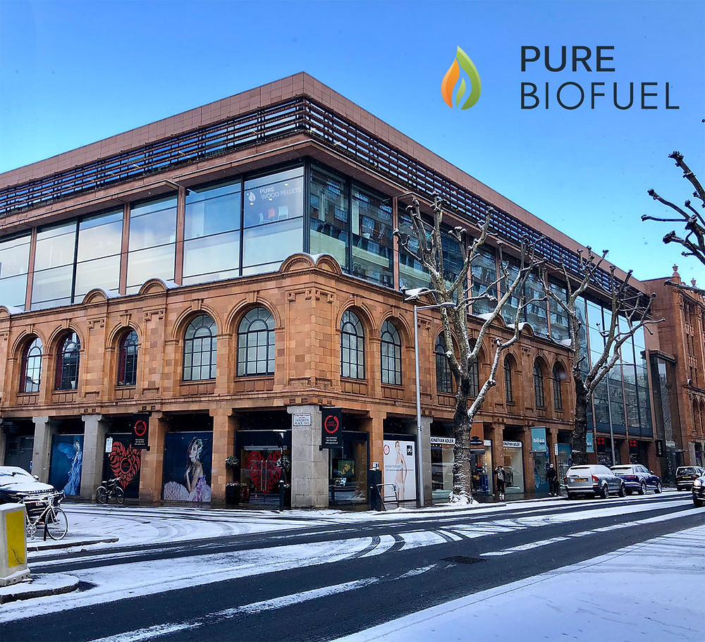 Pure Biofuel - Winter Office London United Kingdom