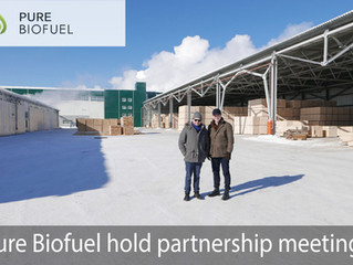 Pure Biofuel holds partnership meetings