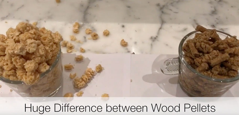 Huge Variance in Wood Pellet Quality