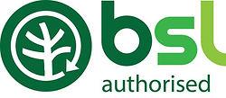 BSL Authorised