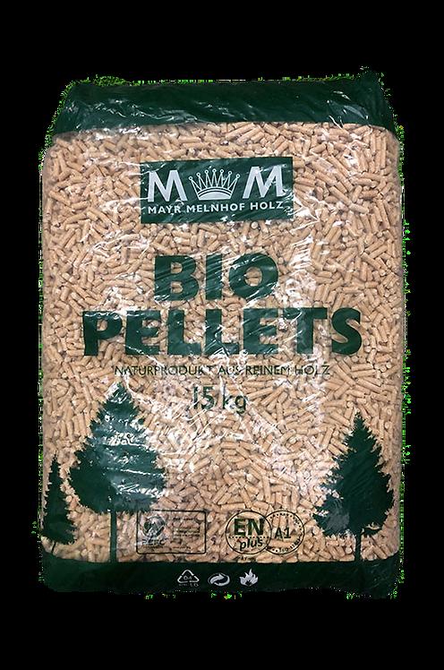 Bio Pellets MM Holz - ENplus A1