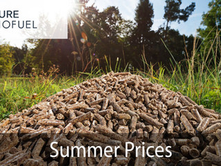 Summer Wood Pellet Prices